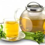 Celery tea and its health benefits