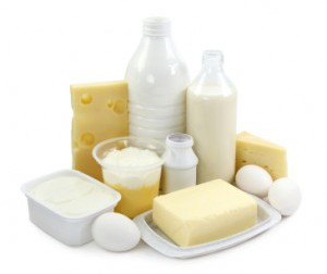 eat dairy products