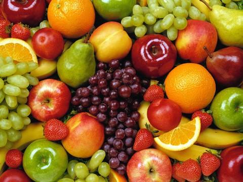 eating seasonal fruits