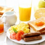 Importance of a healthy breakfast