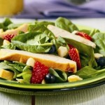 Examples of light dinners for weight loss