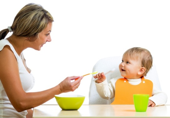 tips on baby foods