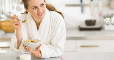 breakfast with energy
