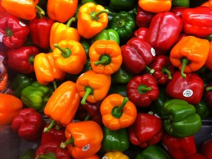 properties of pepper