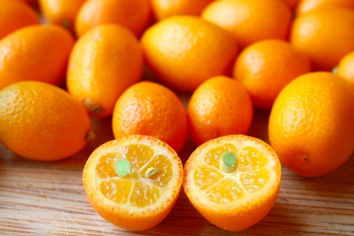 properties of kumquat
