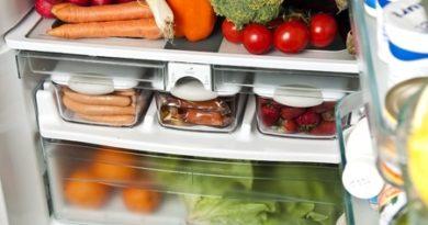 consume frozen foods