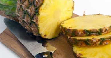 pineapple slimming properties
